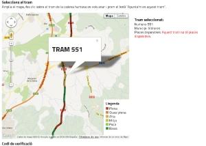 Tram 551 PLE