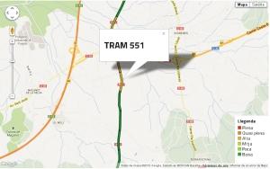Tram 551