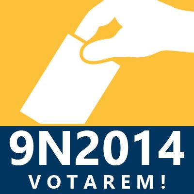votarem 9N2014